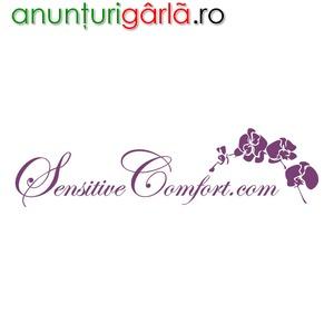 Imagine anunţ Sensitivecomfort.com - magazin online cu lenjerie pentru doamnele plinute