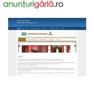 Imagine anunţ Web design Bucuresti, promovare site