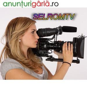 Imagine anunţ cameraman craiova, fotograf craiova