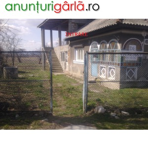 Imagine anunţ casa+teren 1395 comuna stalpeni