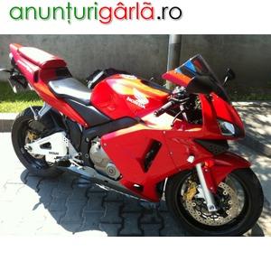 Imagine anunţ Vand Motocicleta HONDA CBR 600 RR, an 2003