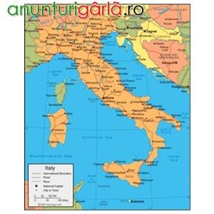 Imagine anunţ ITALIA PLECARI URGENTE LOCURI DE MUNCA PENTRU FEMEI