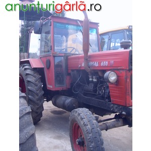 Imagine anunţ Vand tractor M 650