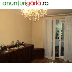 Imagine anunţ DE VANZARE, Apartament 3 camere, Piata Domenii (Al. Aviator Stalpeanu)
