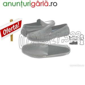 Imagine anunţ Mocasini / scarpi noi - nr.46 barbatesti