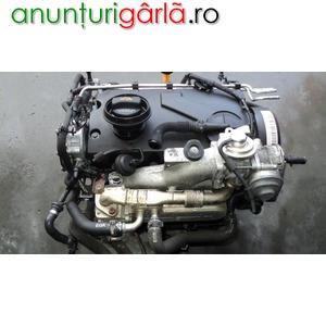 Imagine anunţ motor audi a3 1.9 tdi bkc 105 cai