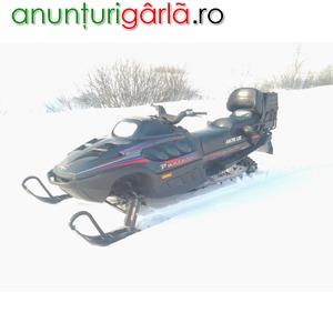Imagine anunţ Vand snowmobil Artic cat