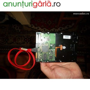 Imagine anunţ VAND HDD INTERN SEAGATE 250GB SATA2