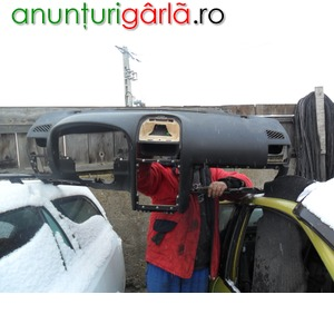 Imagine anunţ kit airbag astra g centralina airbeg sofer si pasager 250e