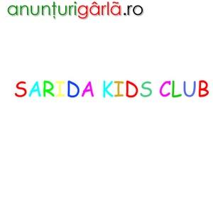 Imagine anunţ Atelier de creatie Sarida Kids CLub