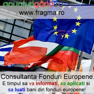 Fragma Business Solutions – Consultanta Fonduri Europene - Prestari