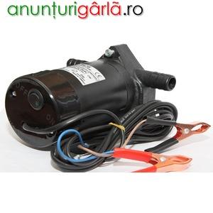 Imagine anunţ Pompa transfer motorina 12V
