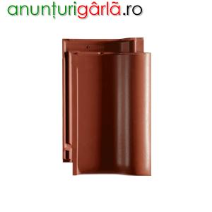 Imagine anunţ Tigla ceramica Creaton Balance rosu cupru