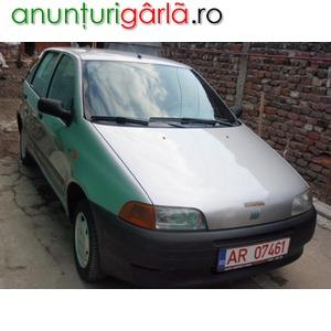 Imagine anunţ Dezmembrez Fiat punto