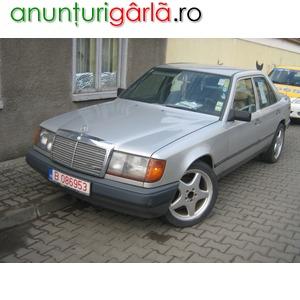 Imagine anunţ Dezmembrez Mercedes 124