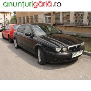 Imagine anunţ Dezmembrez dezmembrari Jaguar x Type Rm Valcea 2,5 cutie automata