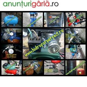 Imagine anunţ Montaj, interventie si reparatii hidrofoare Bucuresti-Ilfov
