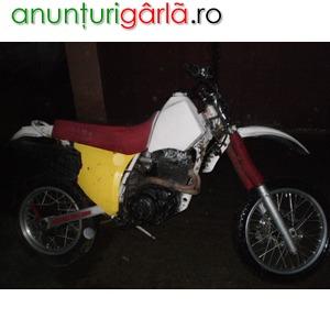 Imagine anunţ vand yamaha tt 600 euro