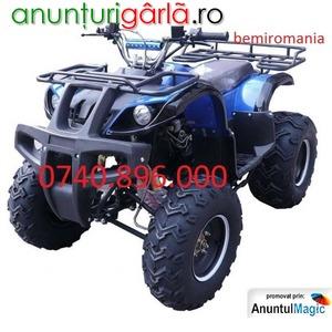 Imagine anunţ ATV BEMIROMANIA SHOP 150cc NOI