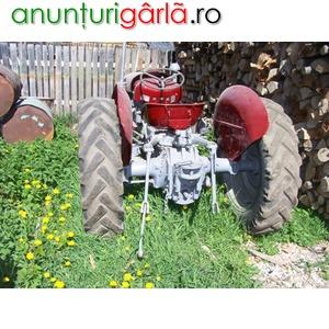 Imagine anunţ Vand tractor MF 45 CP
