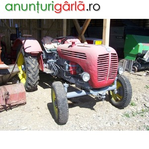 Imagine anunţ Vand tractor Steyr 45 CP