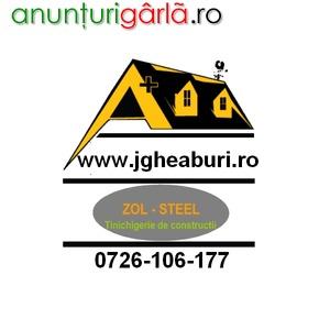 Imagine anunţ Depozitul de Jgheaburi si Burlane