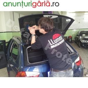 Imagine anunţ Folie auto Folii autorizate Llumar