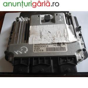 Imagine anunţ Reparatii / vanzari calculatoare auto - ECU motor - Peugeot/Citroen