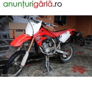 Imagine anunţ Honda cr 85 cross