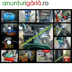 Imagine anunţ Montaj, interventie si reparatii pompe si hidrofoare