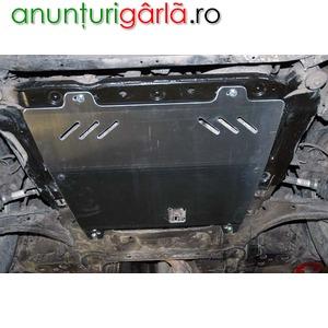 Imagine anunţ Scut motor din otel Nissan Qashqai