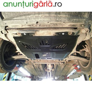 Imagine anunţ Scut motor din otel Nissan X-Trail T31