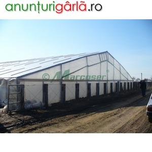 Imagine anunţ Vindem folie de acoperire pentru solarii