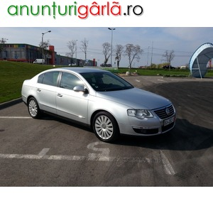 Imagine anunţ Vw Passat Highline, fabr 2006,2.0 TDI, Euro 4