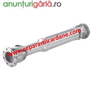 Imagine anunţ CardanMercedes Sprinter