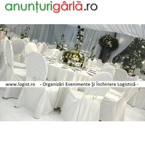 Imagine anunţ Logist Organizari Evenimente