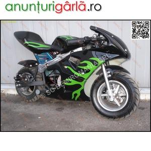 Imagine anunţ MOTO 350W E-POWER Racing Design livrare GRATIS
