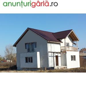Imagine anunţ Vand VILA la35 km de Bucuresti, pe DN1