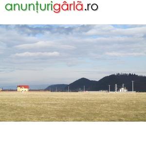 Imagine anunţ teren pentru construit zona Rasnov -Glejerie