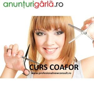 Imagine anunţ Curs Coafor (Hair Style)