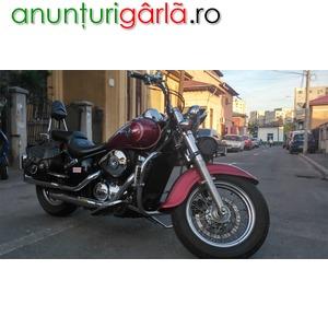 Imagine anunţ Kawasaki vulcan 800cc classic