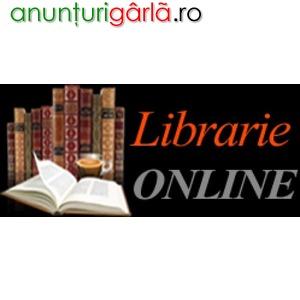 Imagine anunţ Librarie Online cu livrare in toata tara.