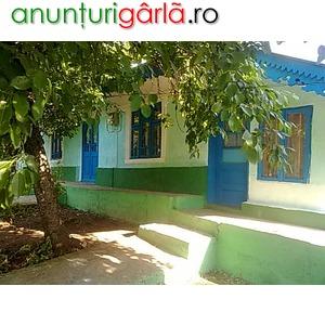 Imagine anunţ VAND casa batraneasca locuibila, com.Nicoresti, sat Sirbi