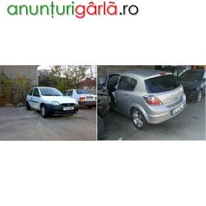 Imagine anunţ Dezmembrez Piese Opel Astra H, corsa