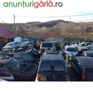 Imagine anunţ dezmembrari auto piese cumpar orice auto