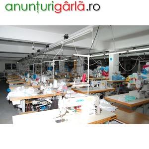 Imagine anunţ Angajam personal confectii textile