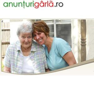 Imagine anunţ Azil in Bucuresti, persoane cu dizabilitati, Alzheimer, camin pentru batrani