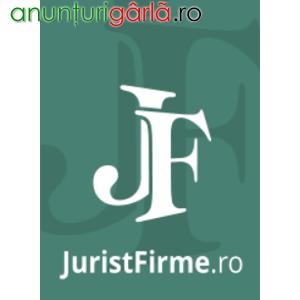 Imagine anunţ Infiintare, modificare si desfiintare Asociatii si Fundatii