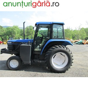 Imagine anunţ Tractor New Holland 6640 , 4000€