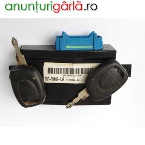 Imagine anunţ Dezactivare/anulare imobilizare Dacia-Renault